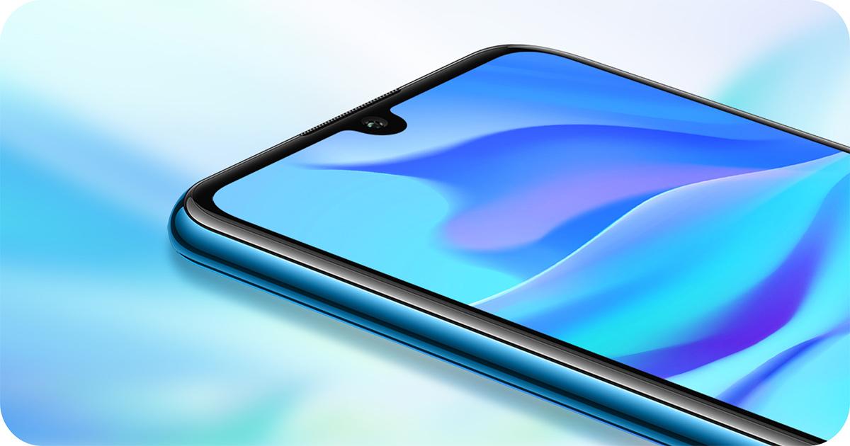 Huawei P30liteのディスプレイ性能
