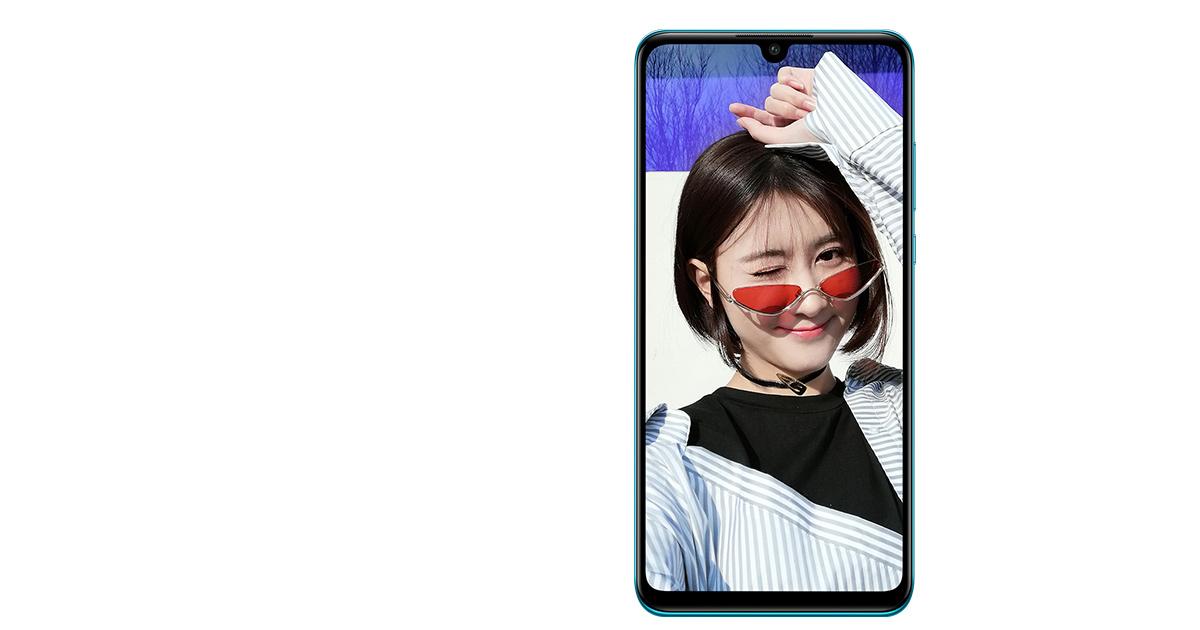 Huawei P30liteのフロントカメラ性能