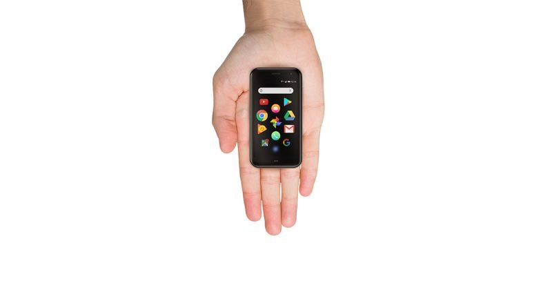 Palm Phoneの特徴とスペックに関して