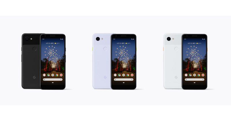 Google Pixel 3aシリーズ購入特典