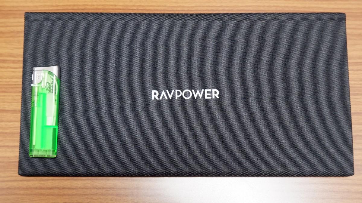 RAVPower RP-PC118の表面