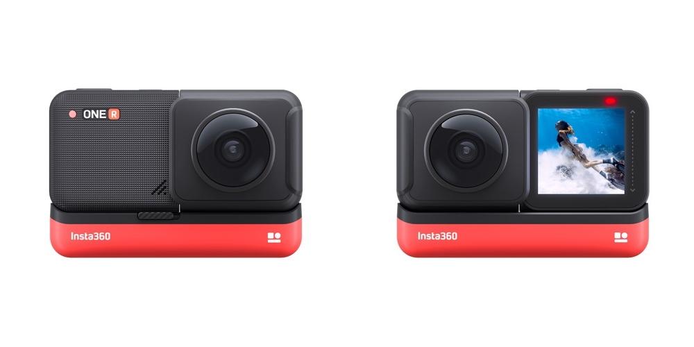 Insta360 ONE R 360度スタイル